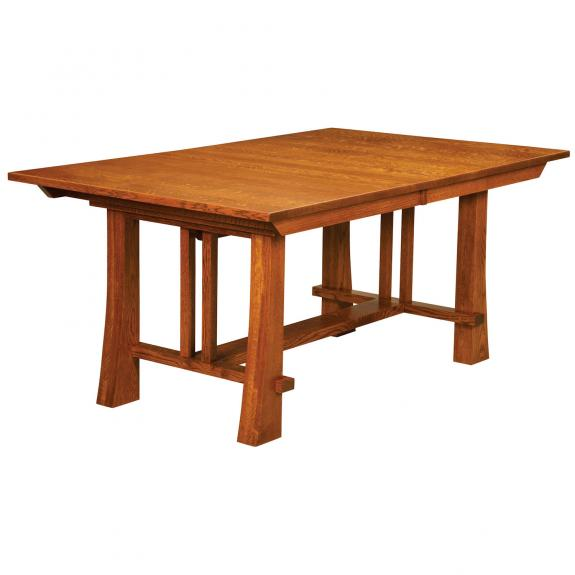 Grant Dining Collection T-445 Grant Trestle Table