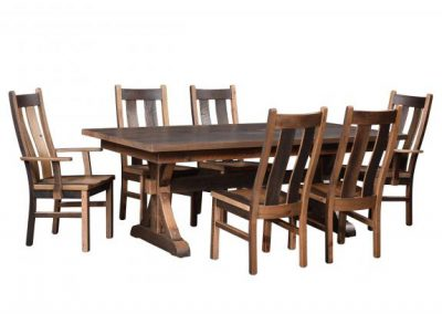 Grove-Dining-Table-with-Mission-Chairs