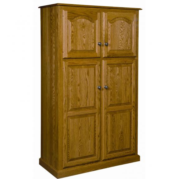 HLTP179 Lux Traditional 4 Door Pantry