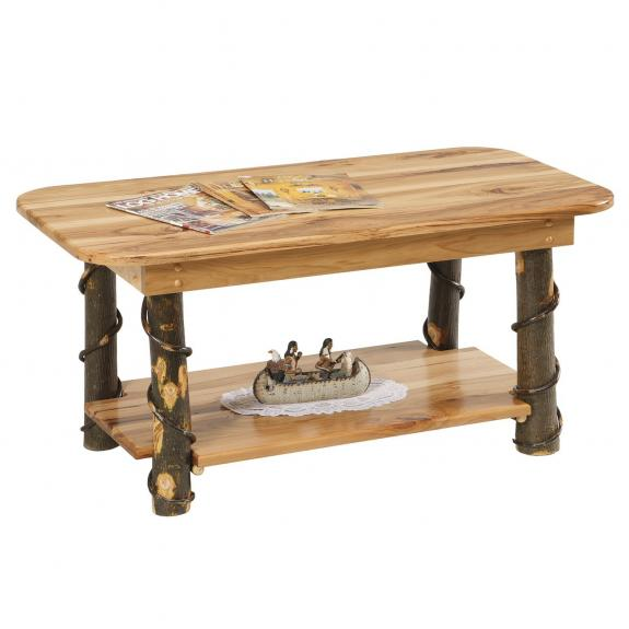 Rustic Log Coffee Tables CH-225 Coffee Tables