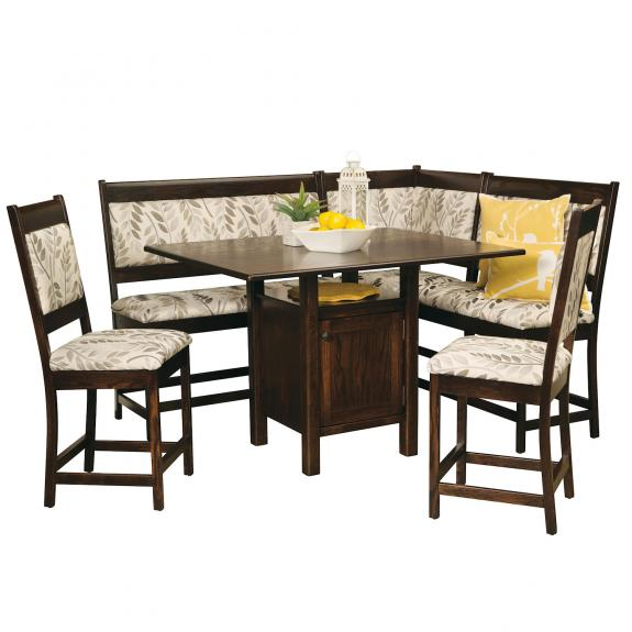 AJW4000HC High Country Nook Set