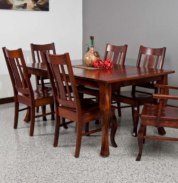 Holland Dining Collection Holland Leg Table