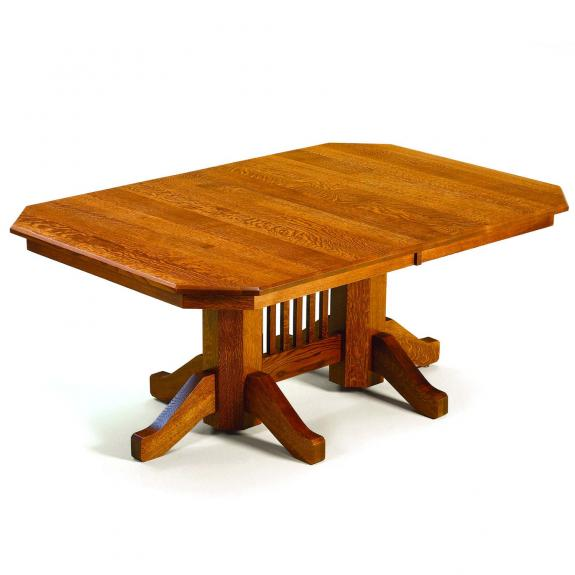 Hudson Trestle Dining Room Table