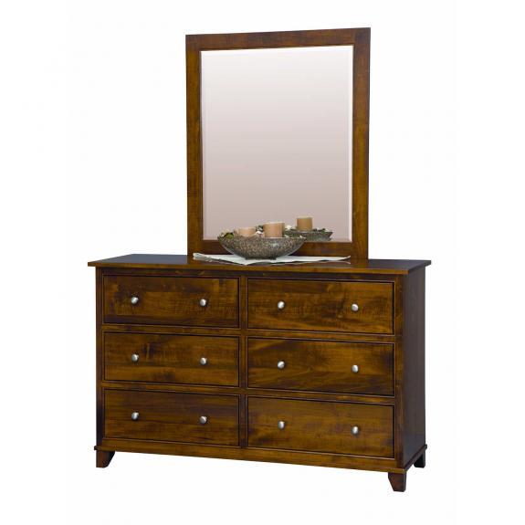 """Hyland Park Bedroom Set MB5222 56"""" Dresser"""