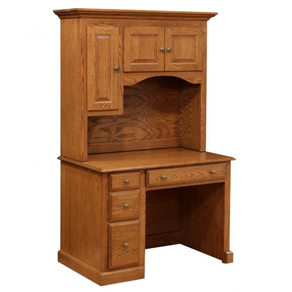 TR-43-DH Student Desk with Hutch