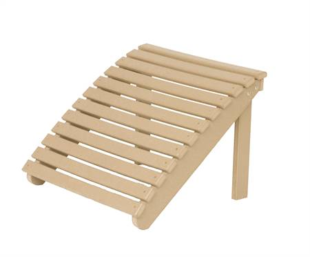 Footstool for Adirondack Chair