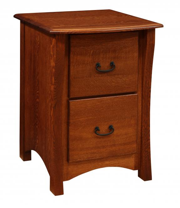 MTR-142 Two Drawer File Cabinet