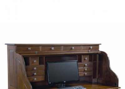 Jacob-Rolltop-Desk-Hutch-Detail