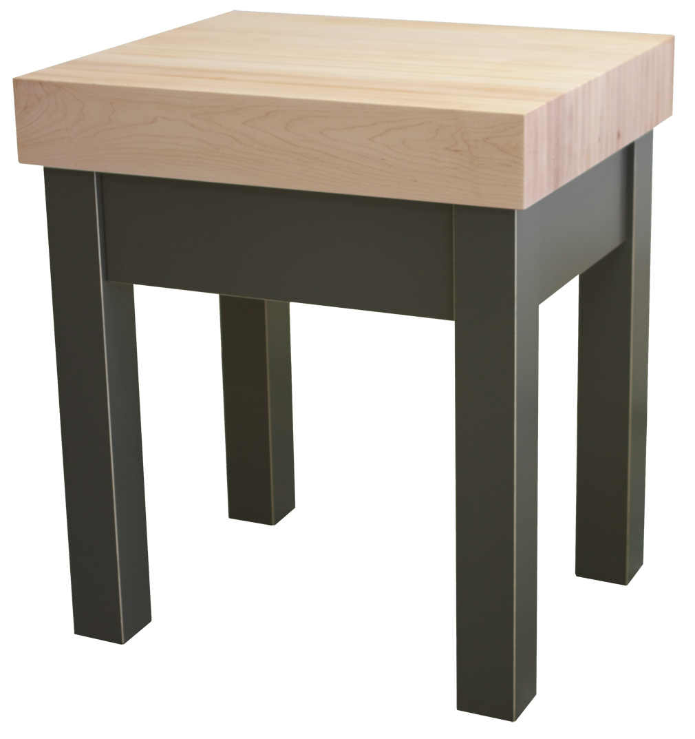 9510 Grain Butcher Block Island