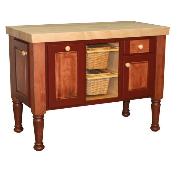 9000 Fruit and Spice Kitchen Island