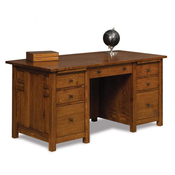 FVD-3365-KS Kascade Executive Desk