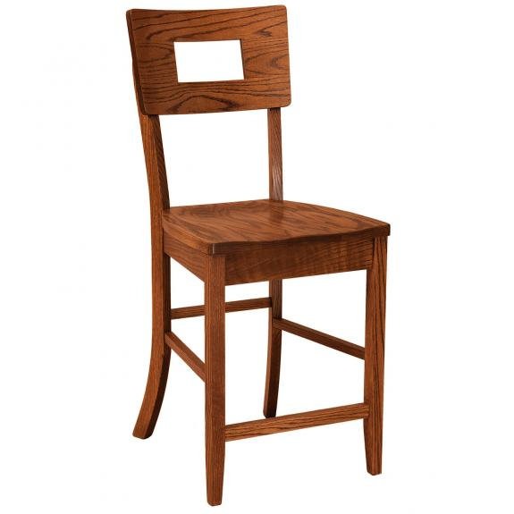 Kirkland 24 or 30 Bar Stool