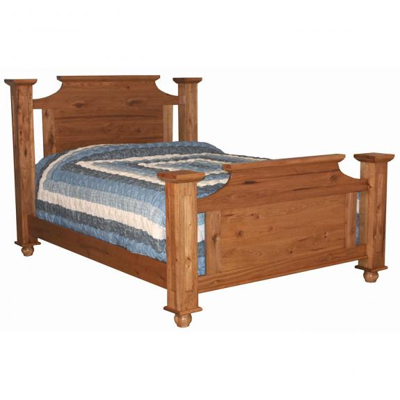KT5SQ Kountry Treasure Bed