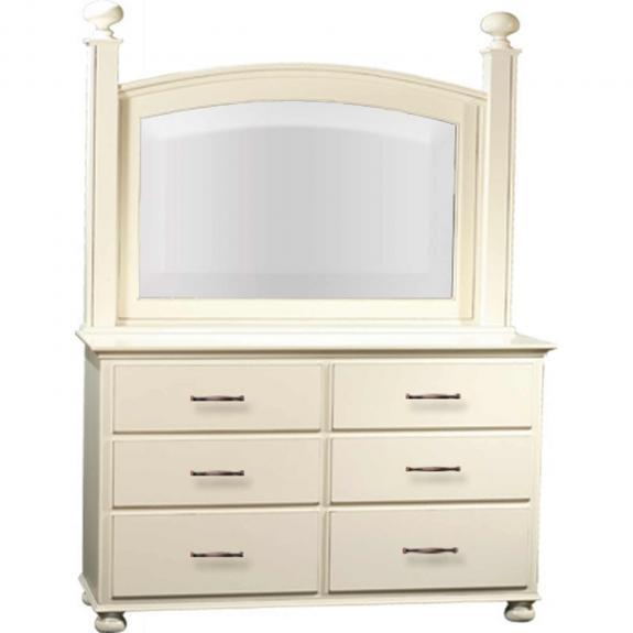 """Luellen Bedroom Set LE-330 58"""" Dresser"""