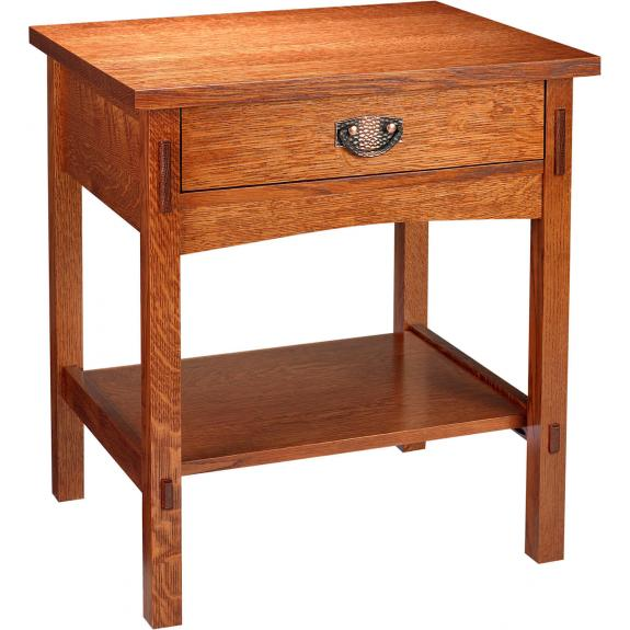 Lake Champlain Bedroom Set 1 Drawer Nightstand