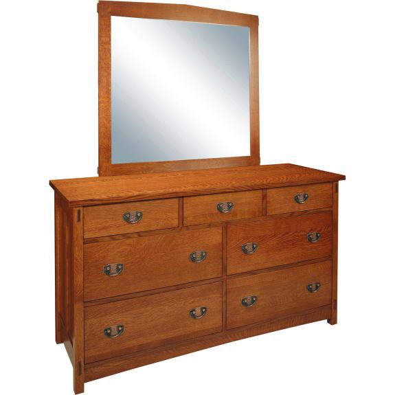 Lake Champlain Bedroom Set 7 Drawer Dresser