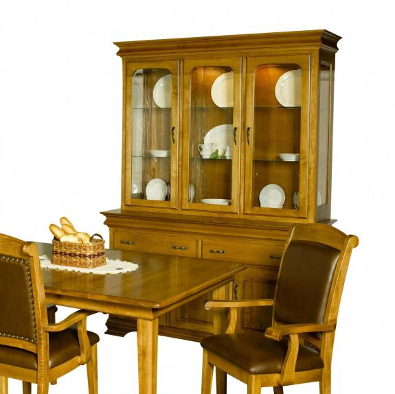 23 Lake Table Collection Lake Dining Hutch