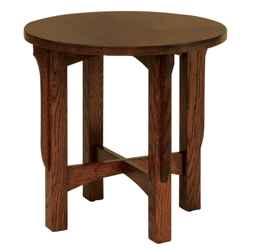 Landmark Occasional Tables LM22RDE Round End Tables