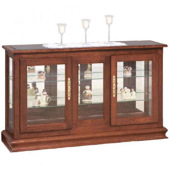 Console Curio Cabinet 2034