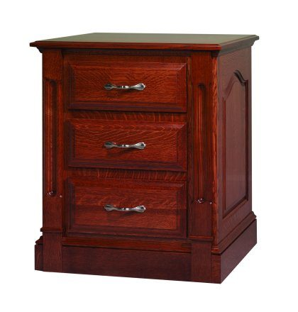Legacy Bedroom Collection 3 Door Nightstand