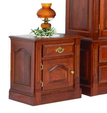 Legacy Bedroom Collection 1 Door Nightstand