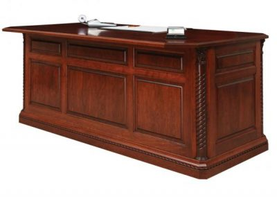 Lexington-Executive-Desk-Front