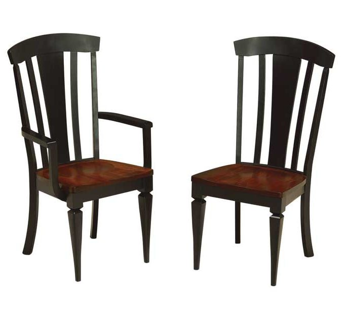 Fulton Trestle Dining Collection Lexington Dining Chairs