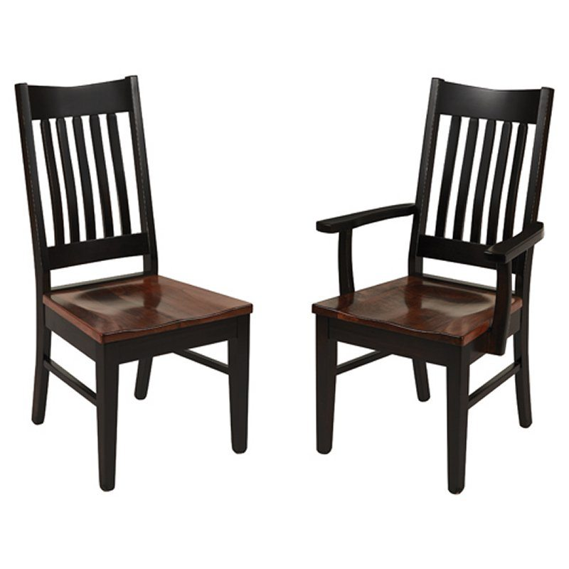 Lexus Dining Set Lexus Side Chair and Arm Chair