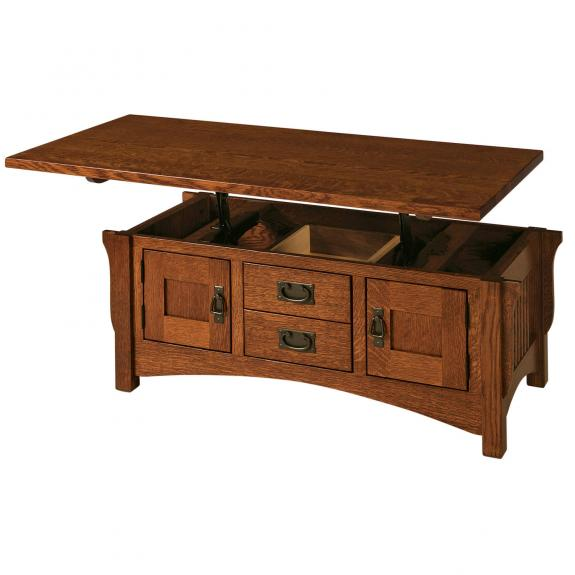 Logan Occasional Tables LG2243LFT Lift Top Coffee Table