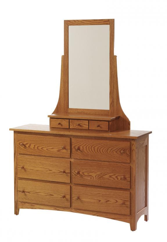 """Elizabeth Lockwood Bedroom Furniture Set 48"""" Dresser"""