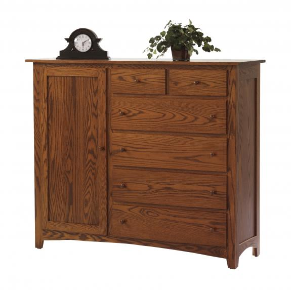 Elizabeth Lockwood Bedroom Furniture Set Door Chest