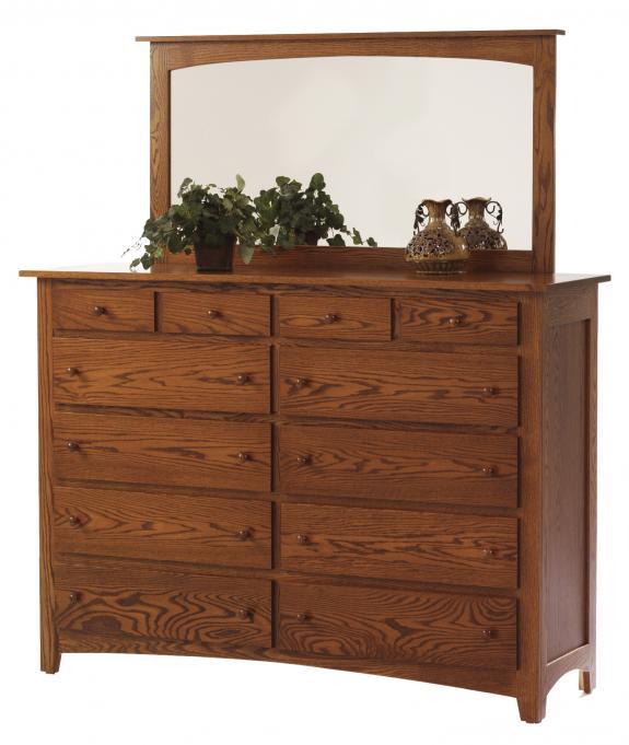 """Elizabeth Lockwood Bedroom Furniture Set 66"""" High Dresser"""