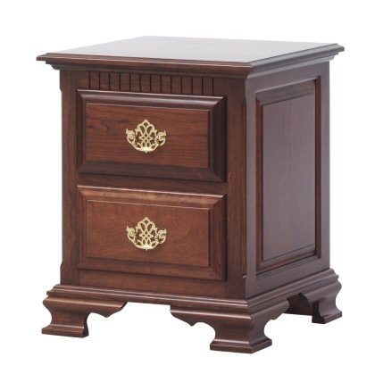 Victoria's Tradition Bedroom Set 2 Drawer Nightstand