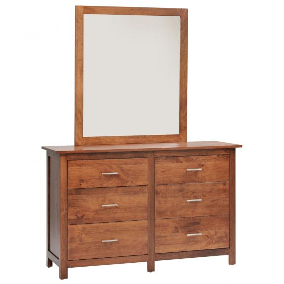 "Ashton Bedroom Collection MFA556DR 56"" Dresser"