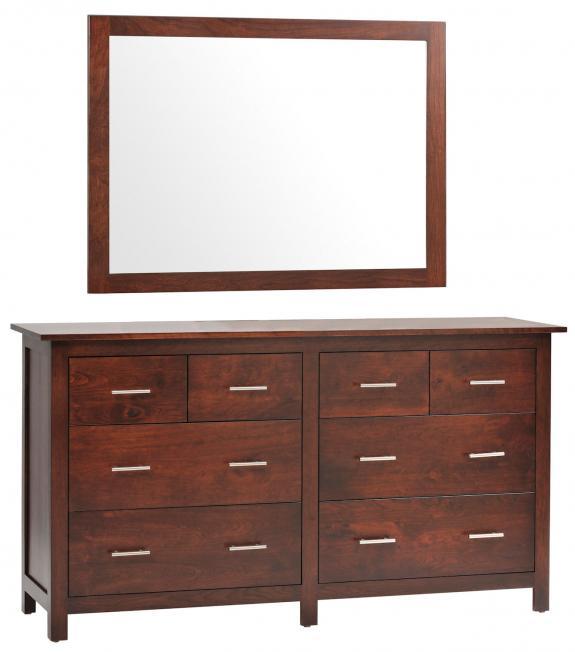 "Ashton Bedroom Collection MFA566DR 66"" Dresser"