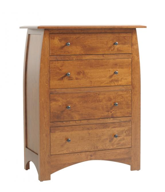 Bordeaux Bedroom Set Chest of Drawers