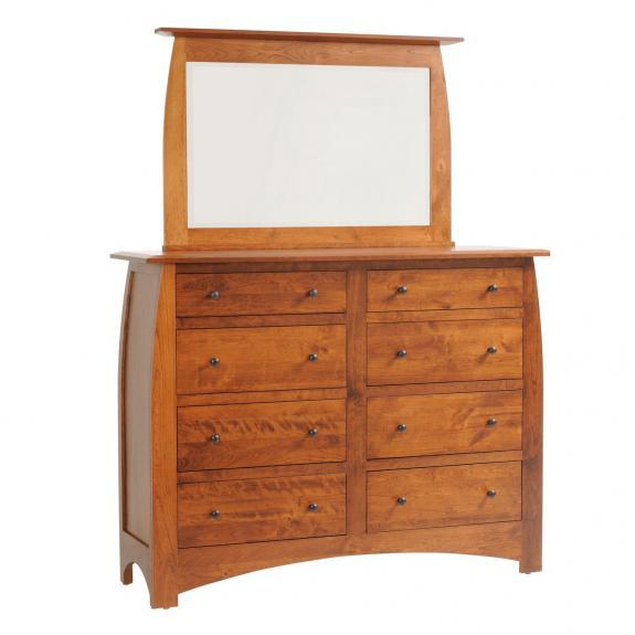 Bordeaux Bedroom Set High Dresser