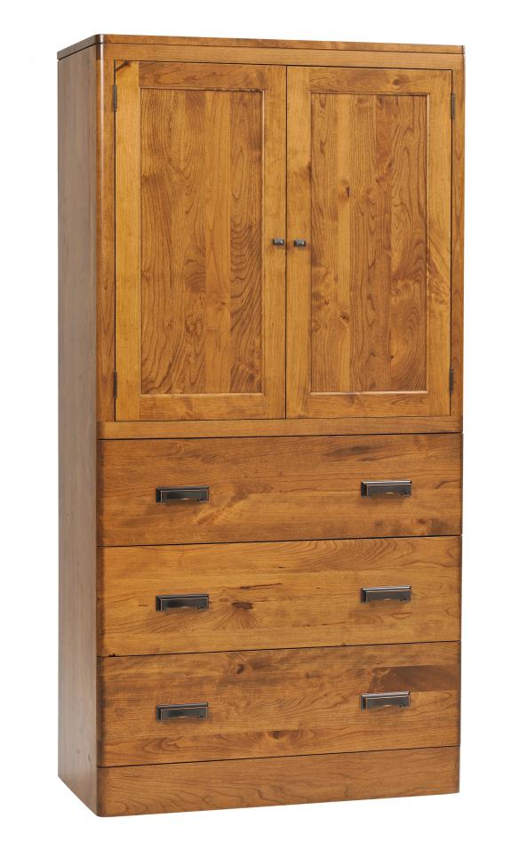Crossan Bedroom Furniture Collection MFC541AM Armoire