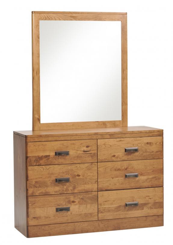 """Crossan Bedroom Furniture Collection MFC551DR 50"""" Dresser"""