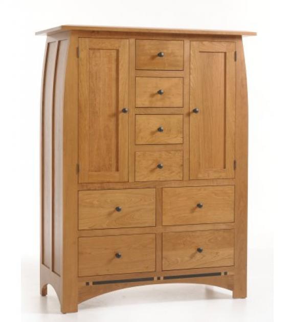 Vineyard Bedroom Collection Door Chest