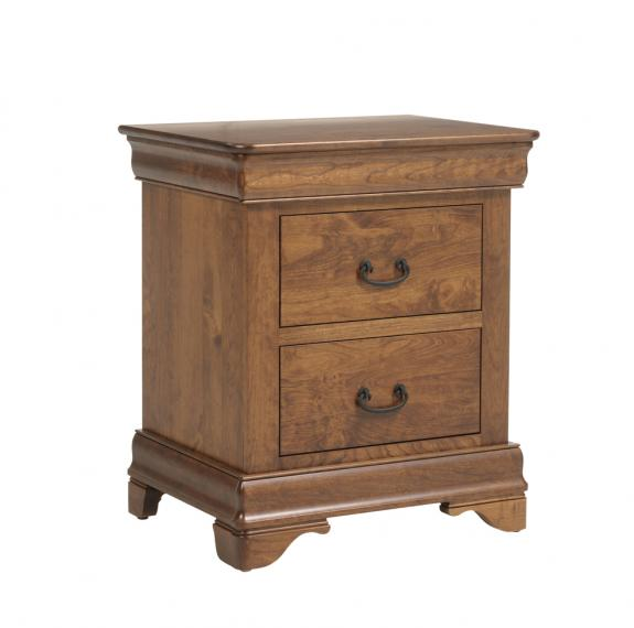 Versailles Bedroom Collection 3 Drawer Nightstand