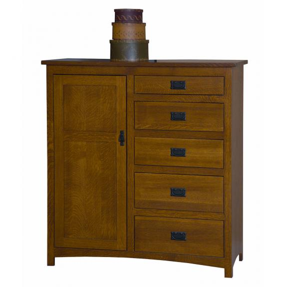 Michael's Mission Bedroom Set MB2953 Man's Chest