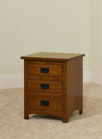 Michael's Mission Bedroom Set MB2993 Nightstand