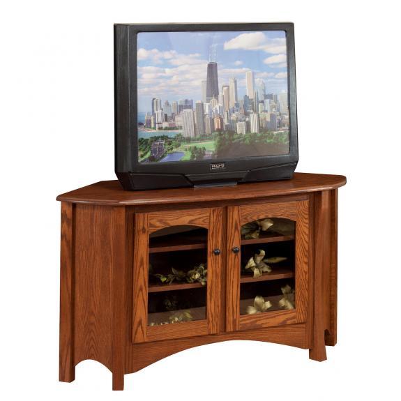 MTR-53730-C Corner TV Stand