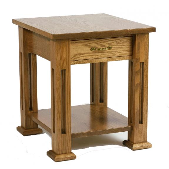 Parker Manhattan Occasional Collection End Table