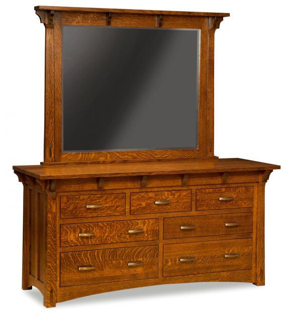 Manitoba Bedroom Collection MN-687D Dresser
