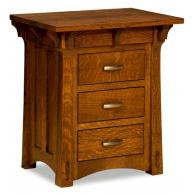 Mission Nightstands