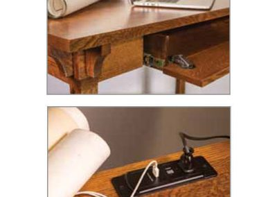 Manitoba-Standing-Desk-Detail