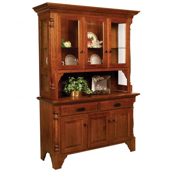 Mattina 3 Door Dining Room Hutch
