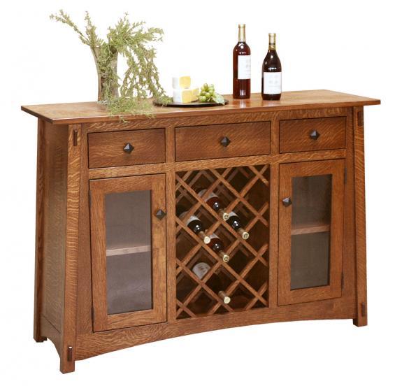 136 McCoy Wine Buffet
